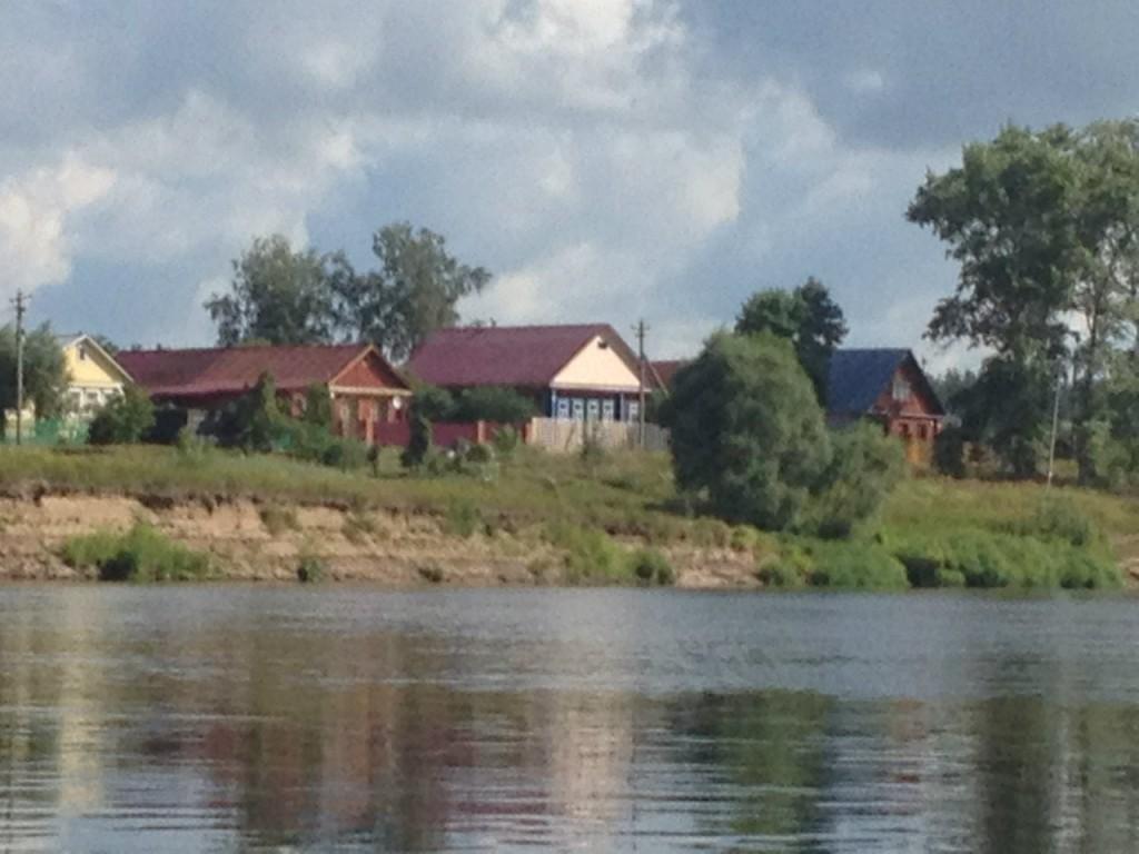 По реке Клязьме 23 д. Старые Омутищи