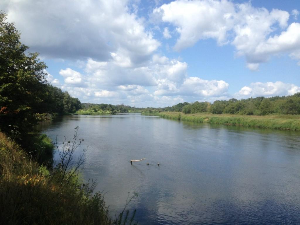 По реке Клязьме 24