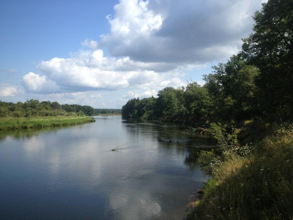 По реке Клязьме 25
