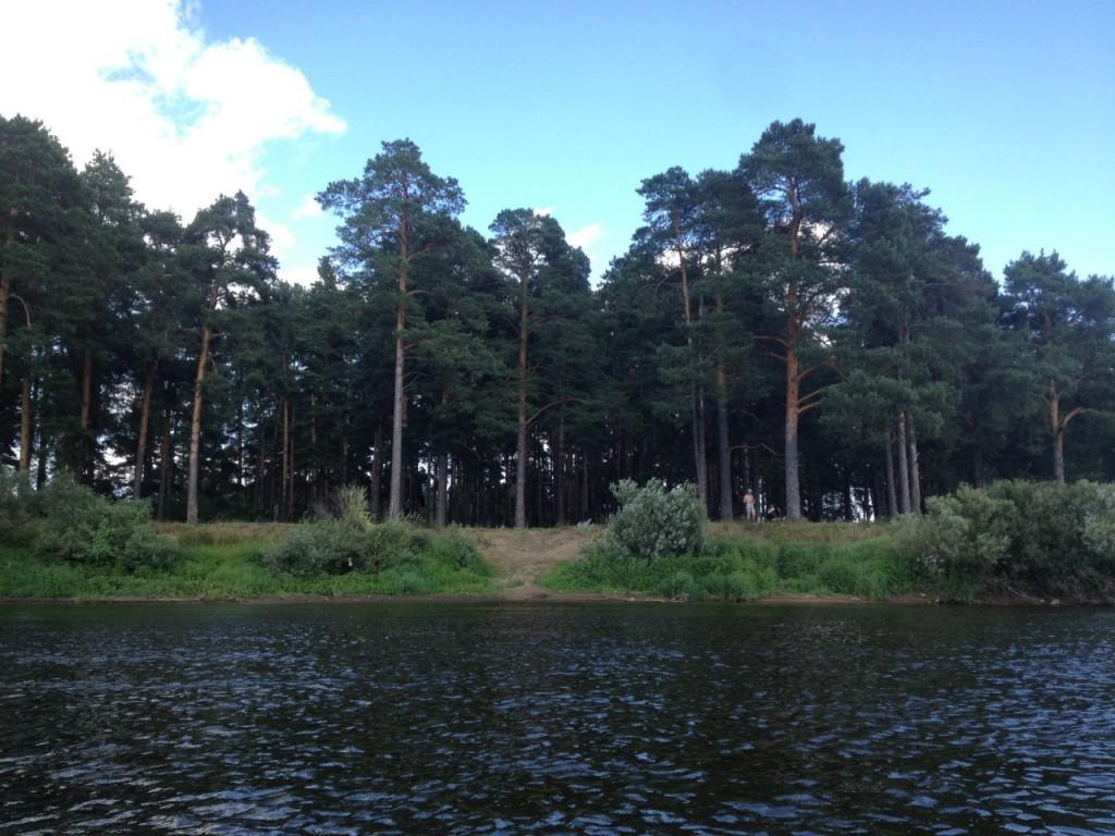 По реке Клязьме 26