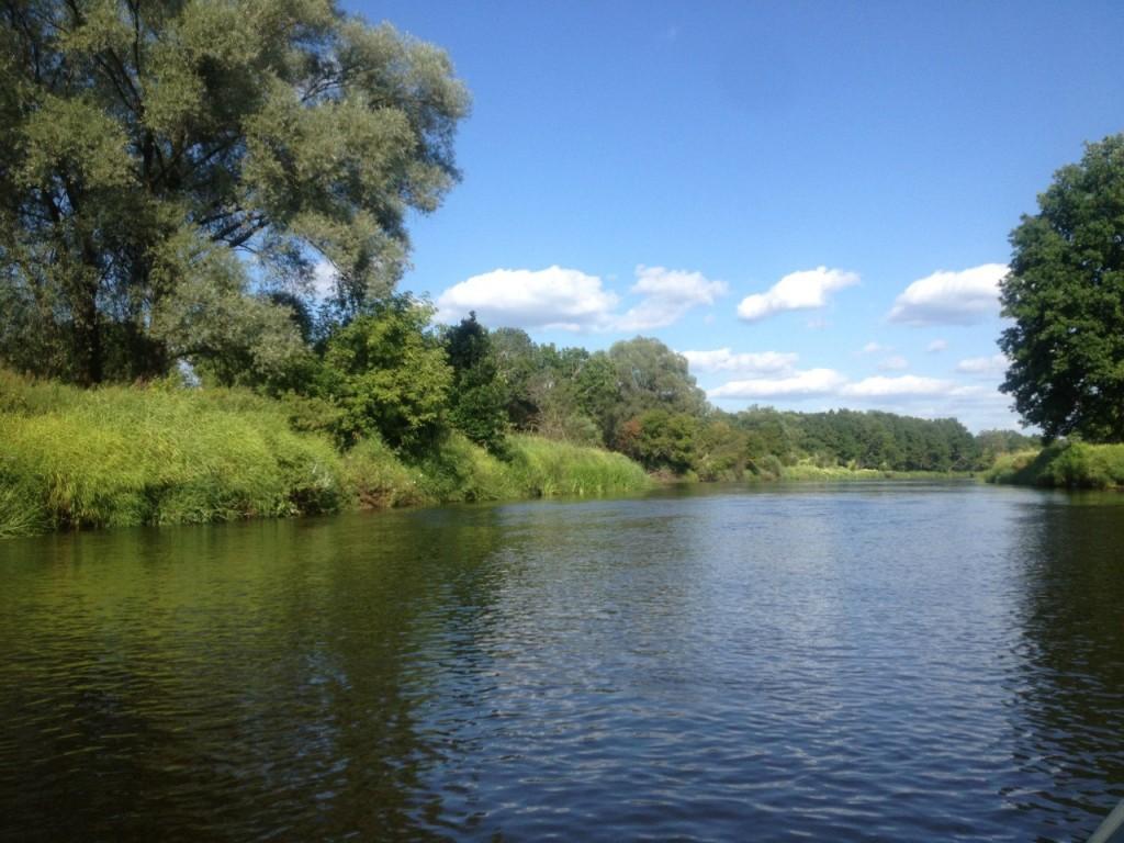 По реке Клязьме 30