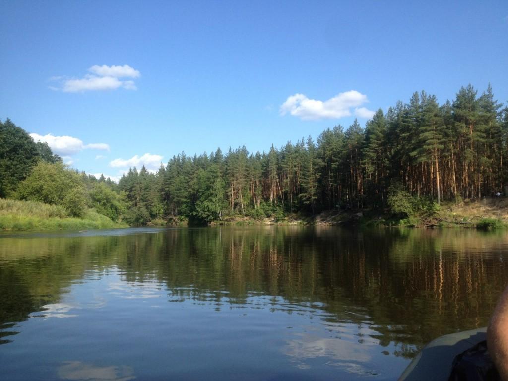 По реке Клязьме 32