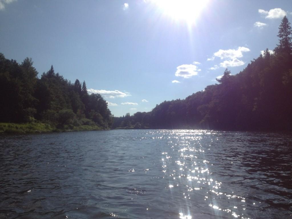 По реке Клязьме 34