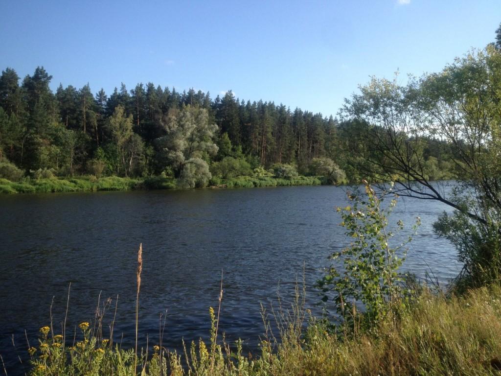 По реке Клязьме 35