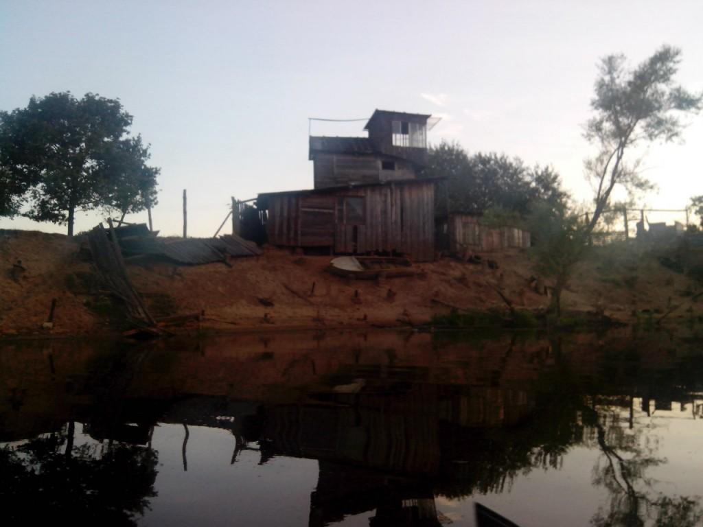 По реке Клязьме 36