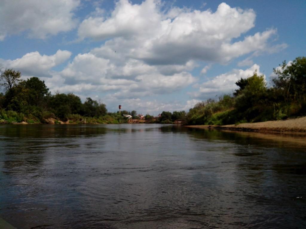 По реке Клязьме 42 д. Крутово