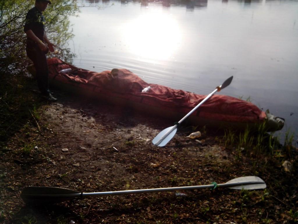 По реке Клязьме 44