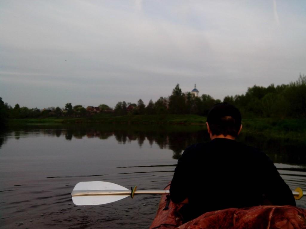 По реке Клязьме 46 д. Войново-Гора