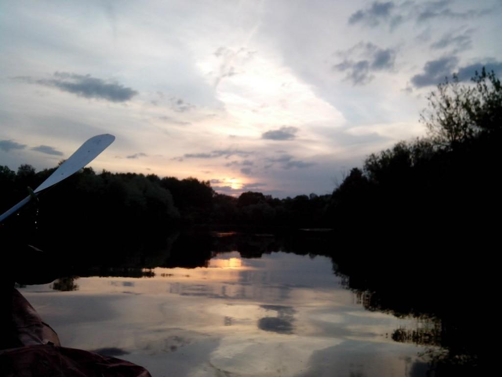 По реке Клязьме 49