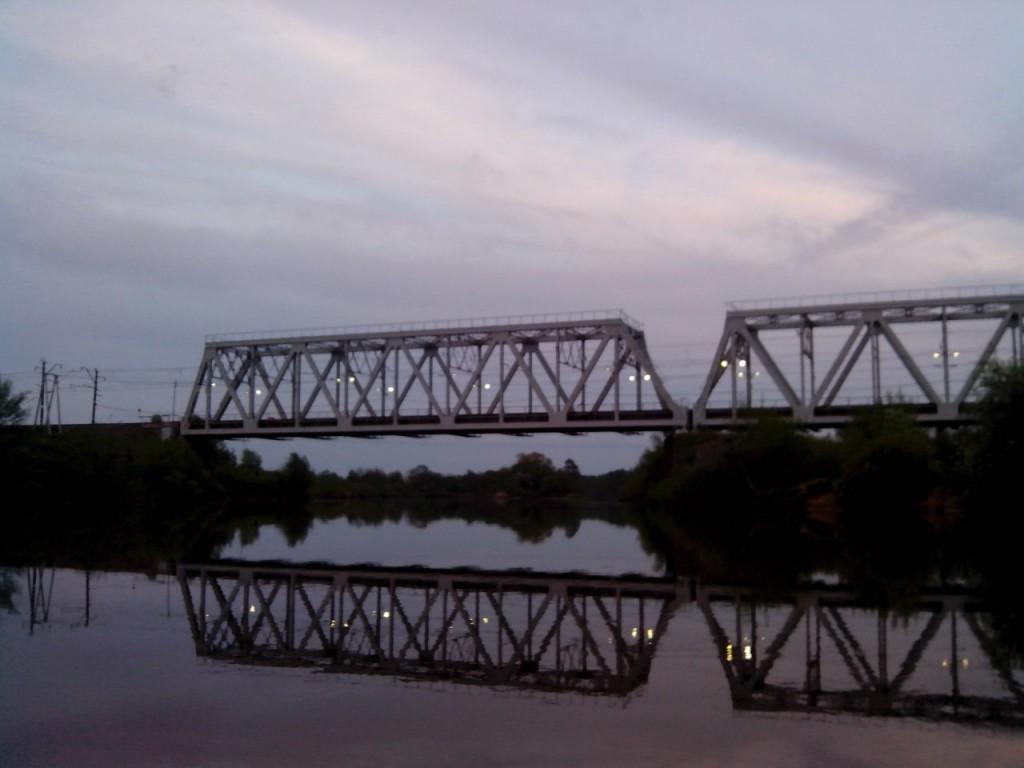 По реке Клязьме 51 пос. Городищи