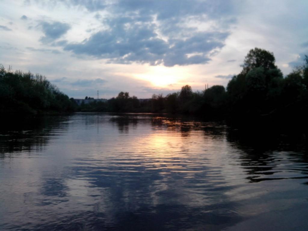 По реке Клязьме 52