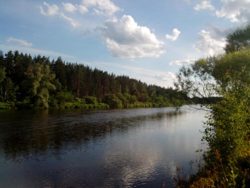 По реке Клязьме 55