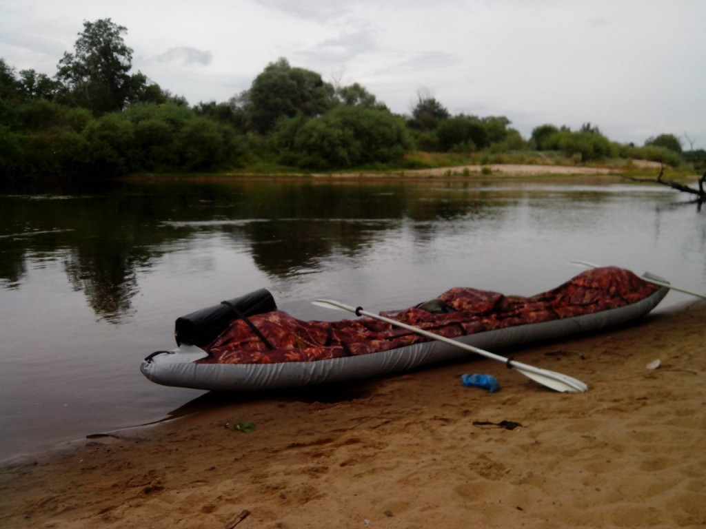 По реке Клязьме 58
