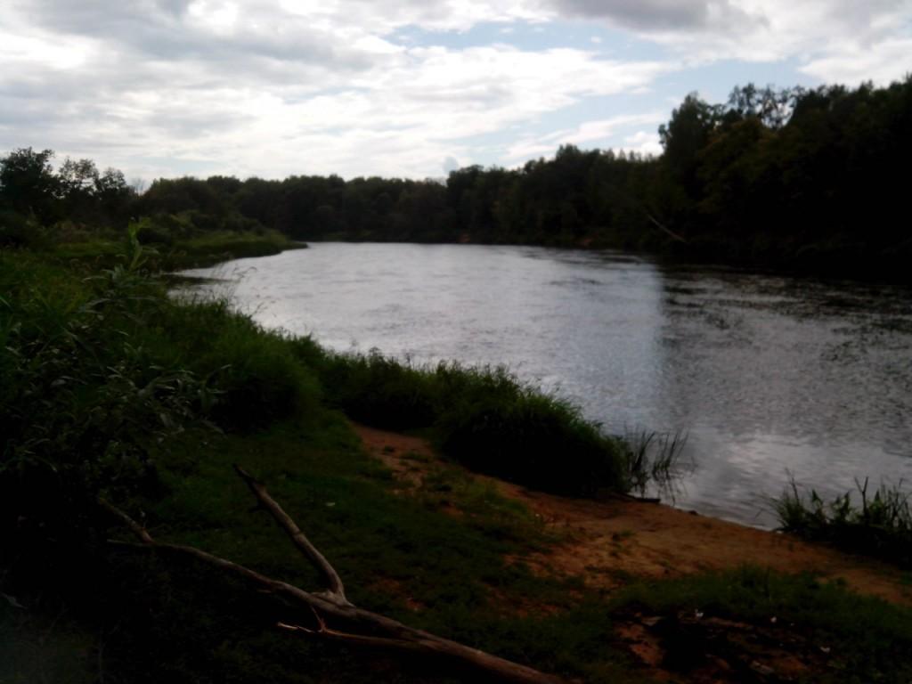 По реке Клязьме 61