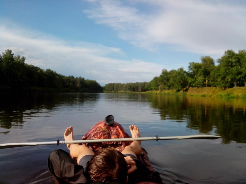 По реке Клязьме 62