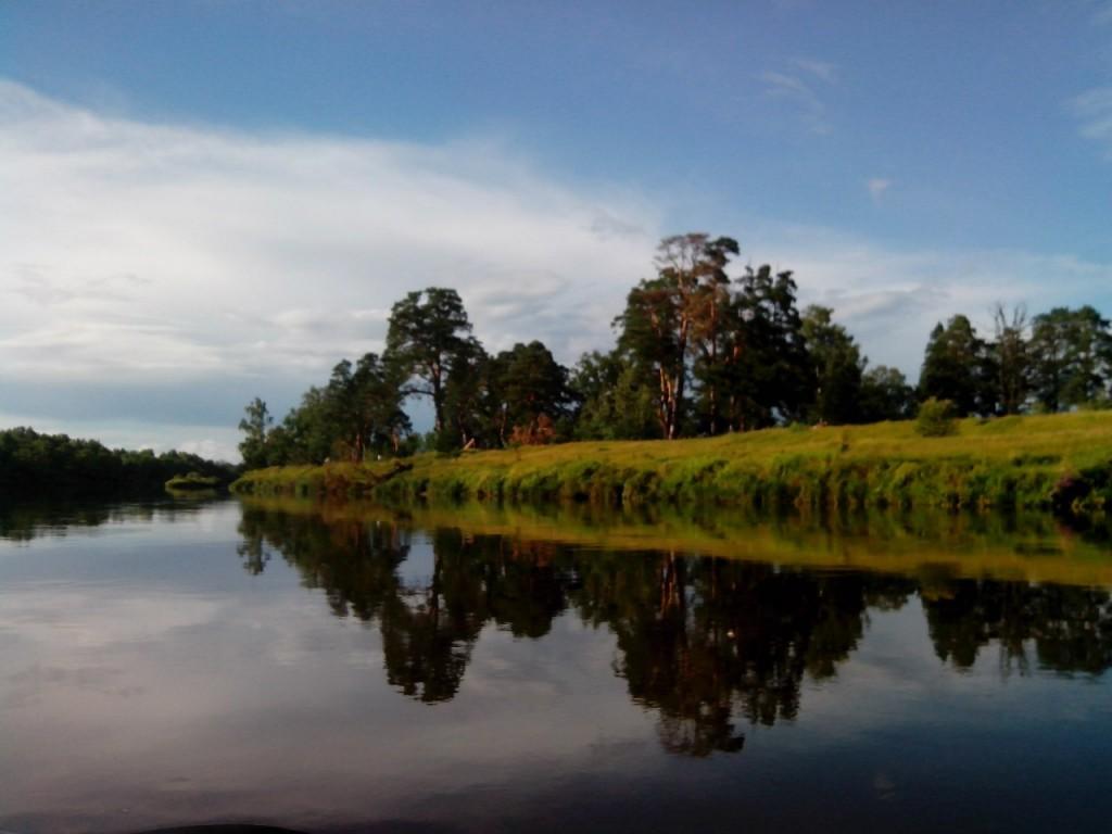 По реке Клязьме 63