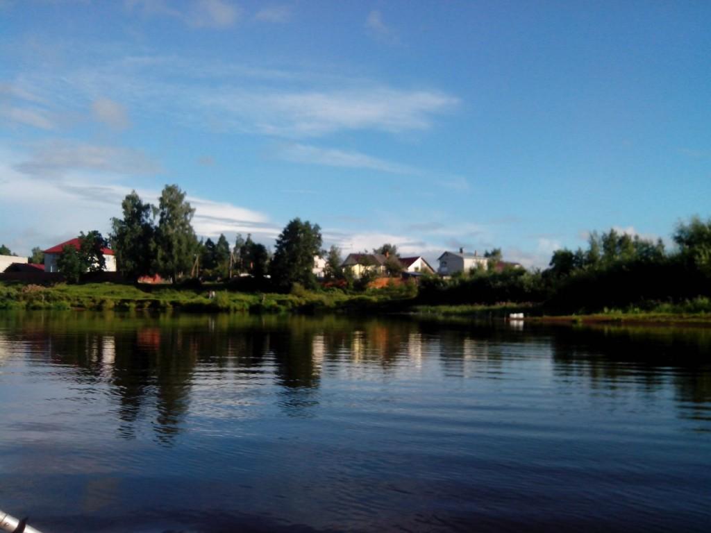 По реке Клязьме 65 г. Собинка