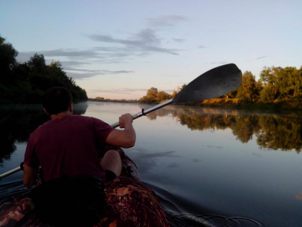 По реке Клязьме 68