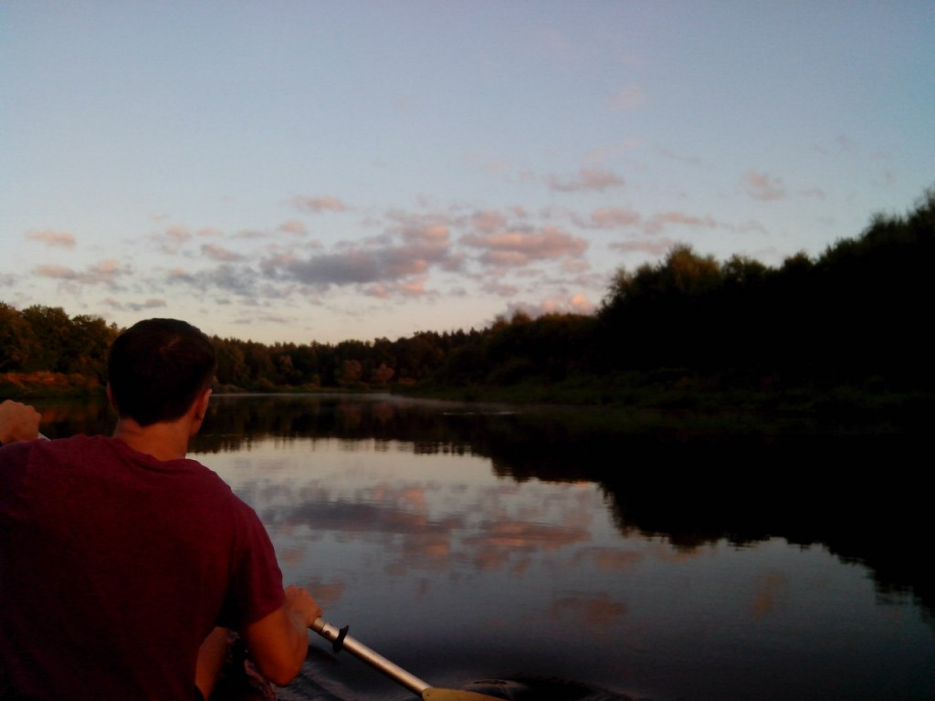 По реке Клязьме 69
