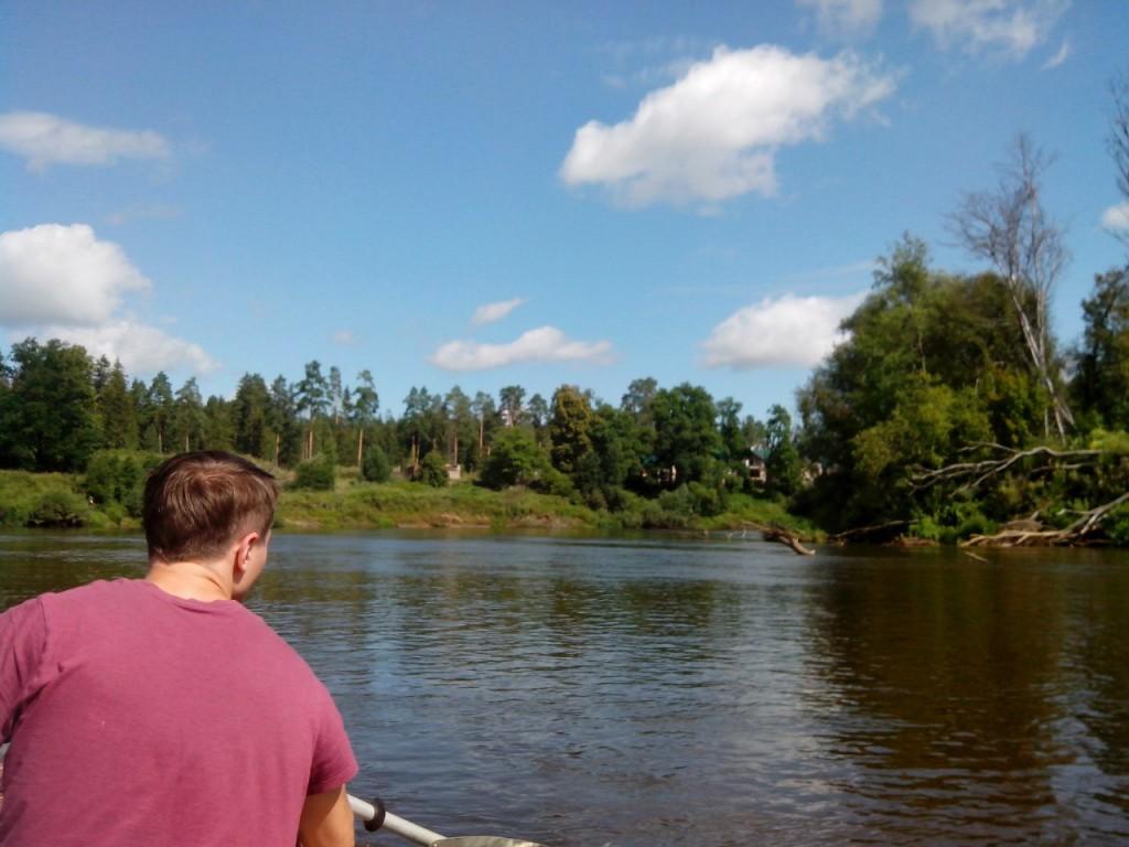 По реке Клязьме 74