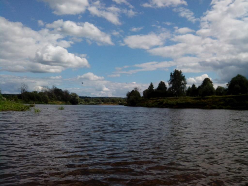 По реке Клязьме 77