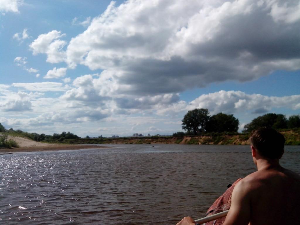 По реке Клязьме 78