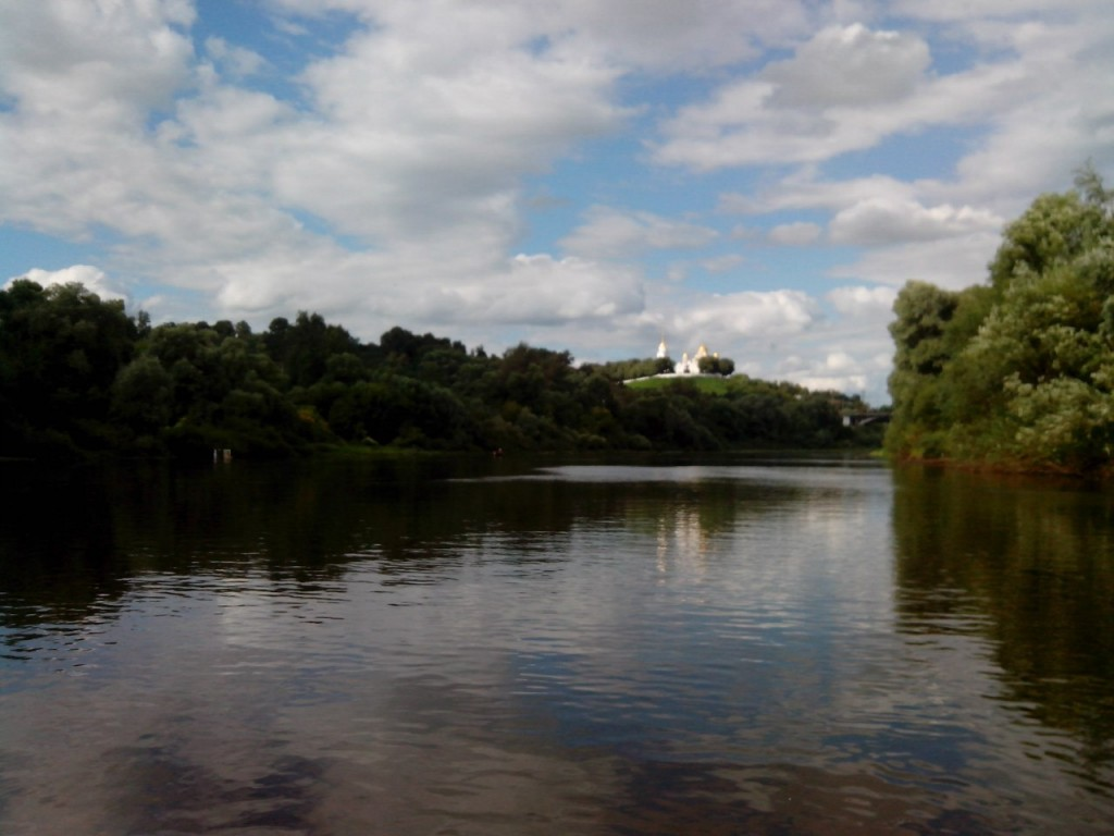 По реке Клязьме 80