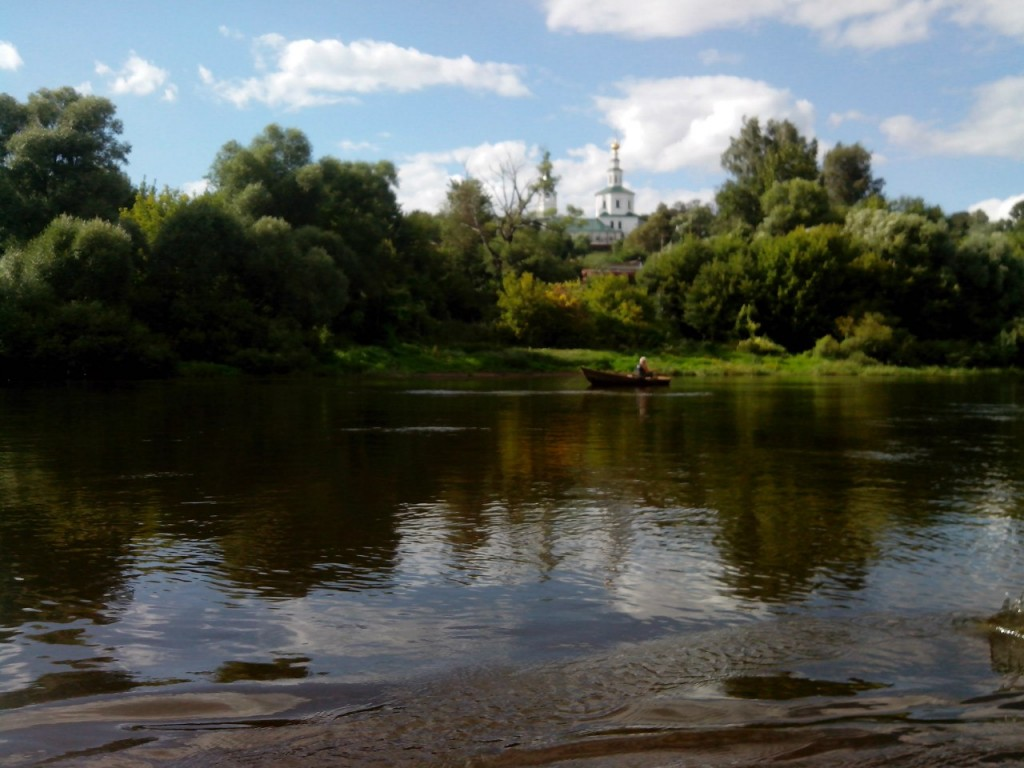 По реке Клязьме 81