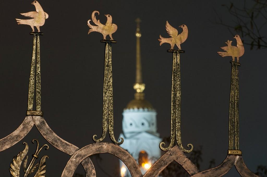 Прогулка по Владимиру осенним вечером 05