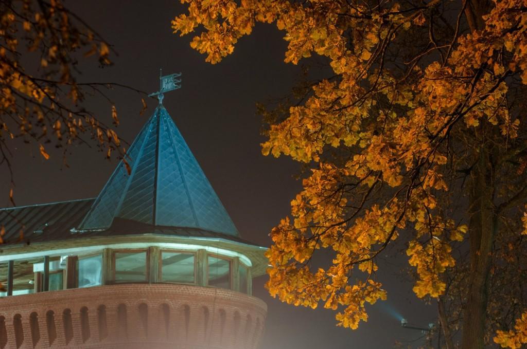 Прогулка по Владимиру осенним вечером 09