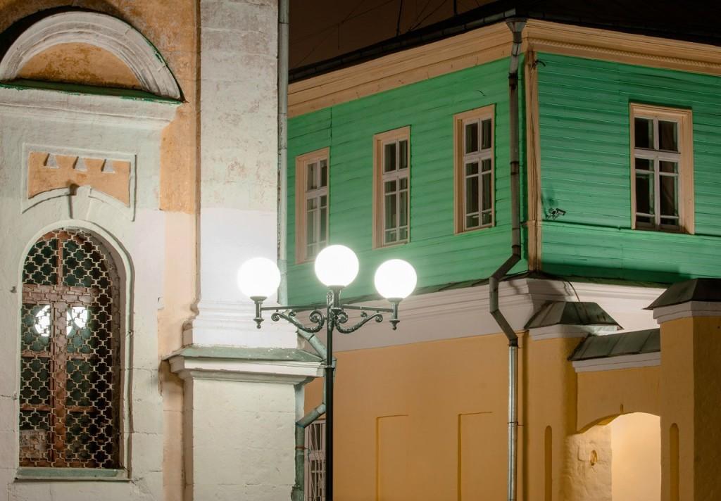 Прогулка по Владимиру осенним вечером 10