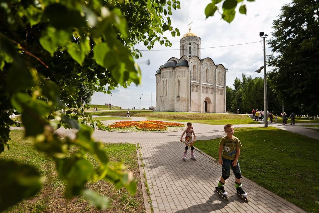 Прогулка по Владимиру с Владимиром Чучадеевым 08