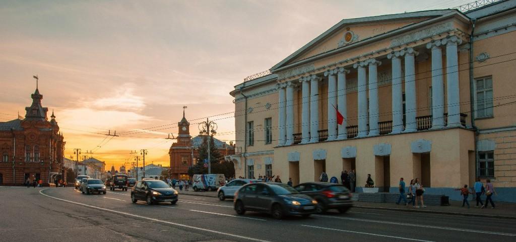 Прогулка по городу Владимиру 01