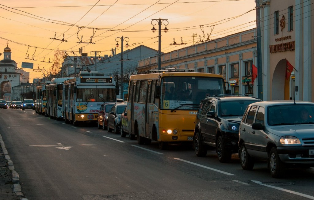 Прогулка по городу Владимиру 02