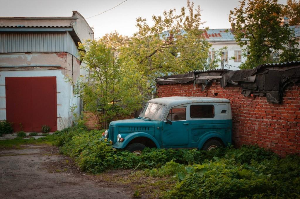 Прогулка по летнему Владимиру 09