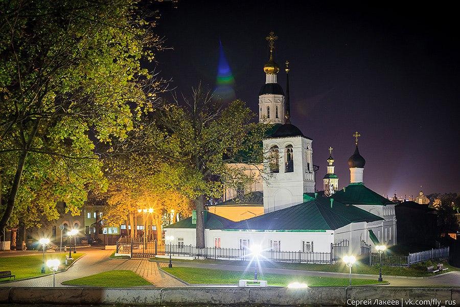 Прогулка по ночному Владимиру 02