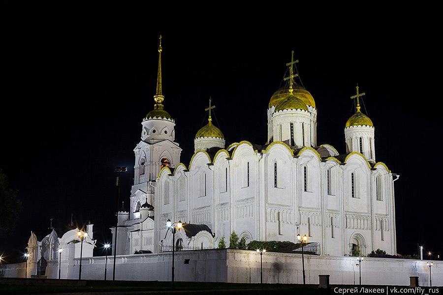 Прогулка по ночному Владимиру 04