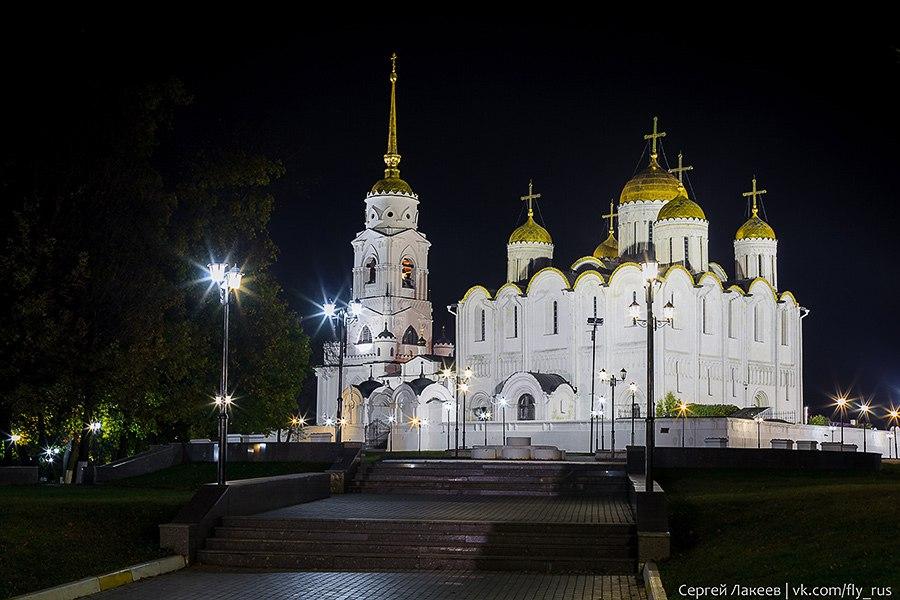 Прогулка по ночному Владимиру 06