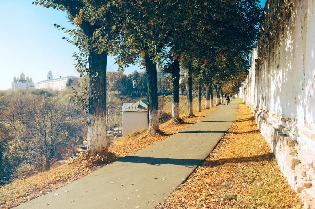Прогулка по осеннему городу 05