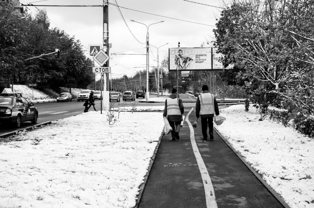 Прогулка по первоснежному Владимиру ч.2 10