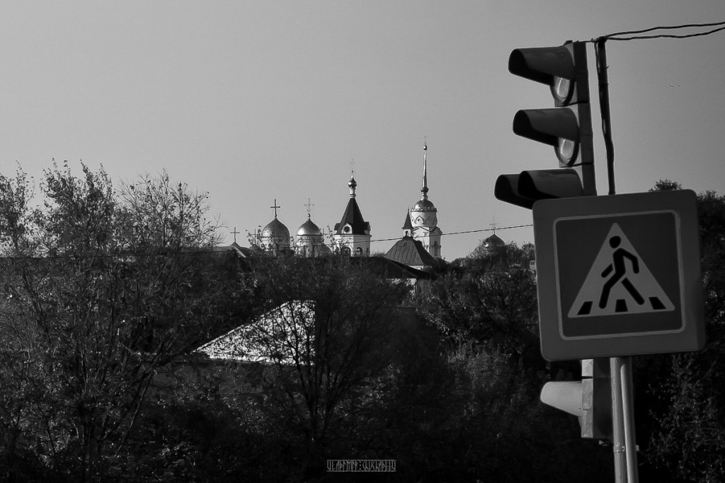 Рассвет в окрестностях Владимира 09