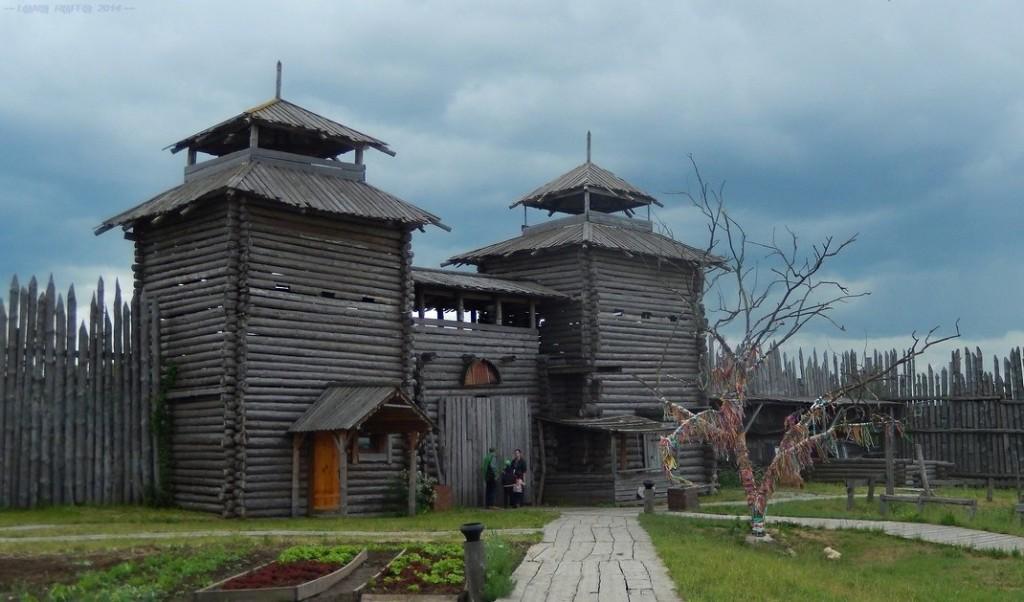 Русская культура. Щурово городище, Суздаль