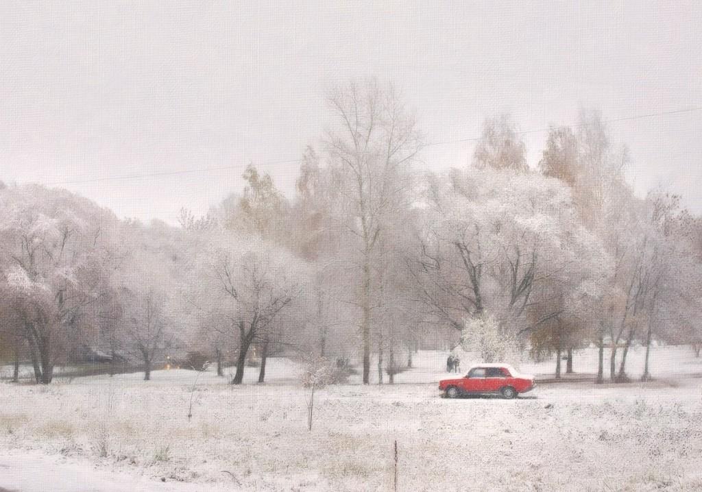 Снежные картины 01