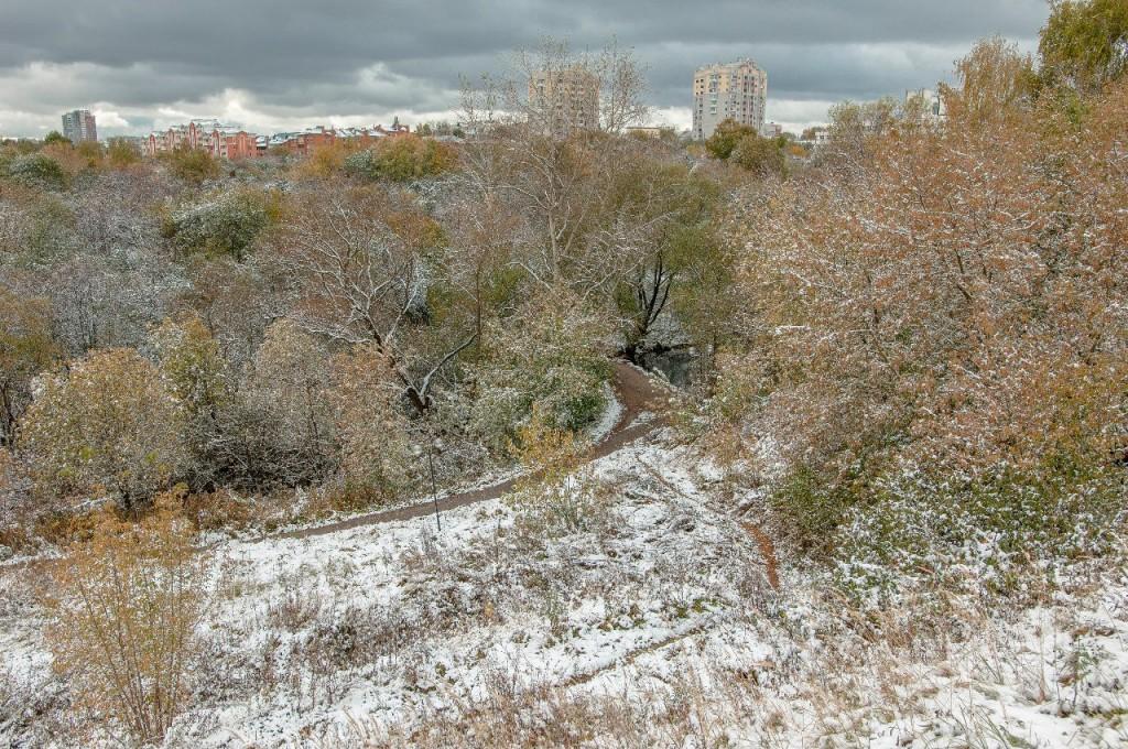 Снежный Владимир (9 октября) 01