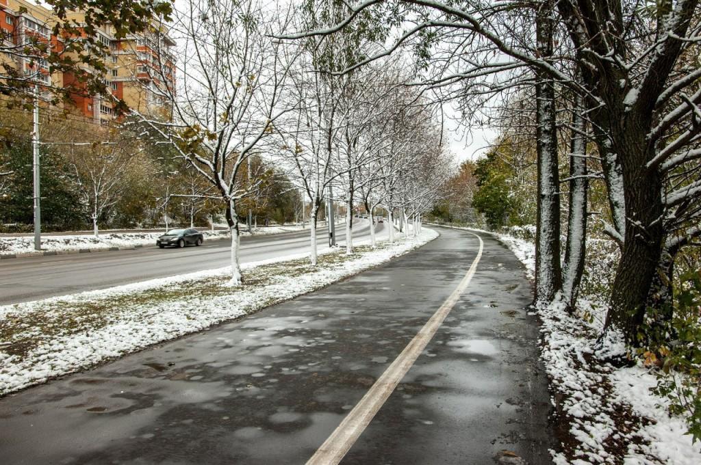 Снежный Владимир (9 октября) 02