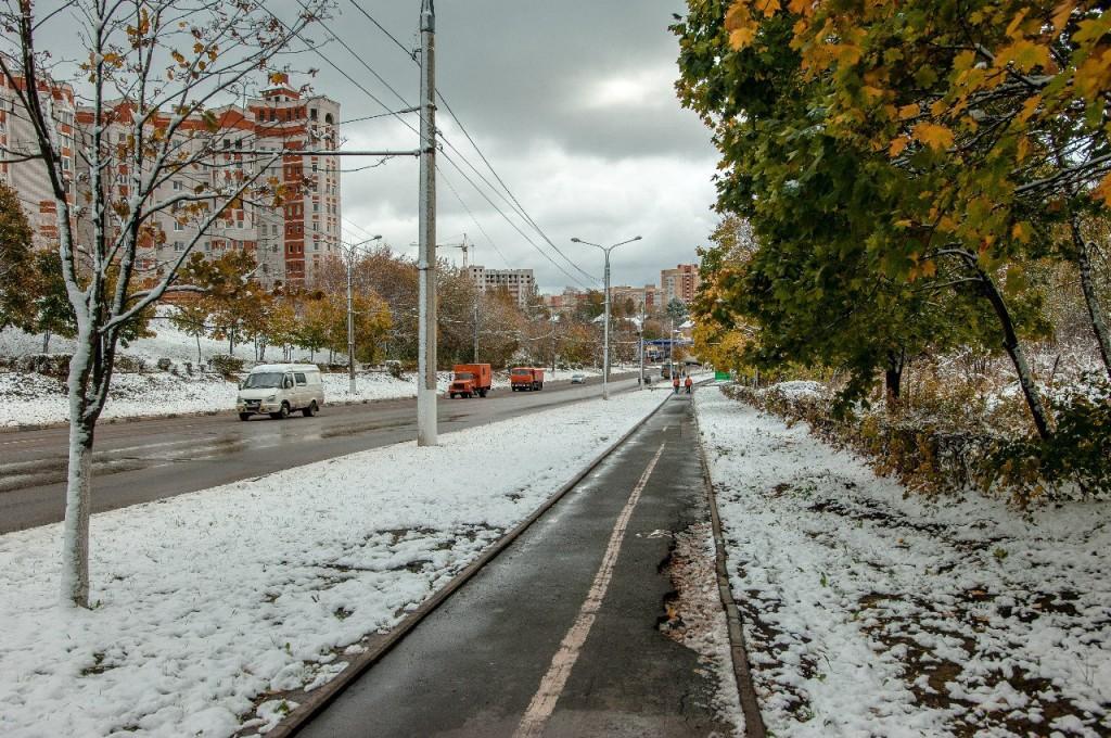 Снежный Владимир (9 октября) 03