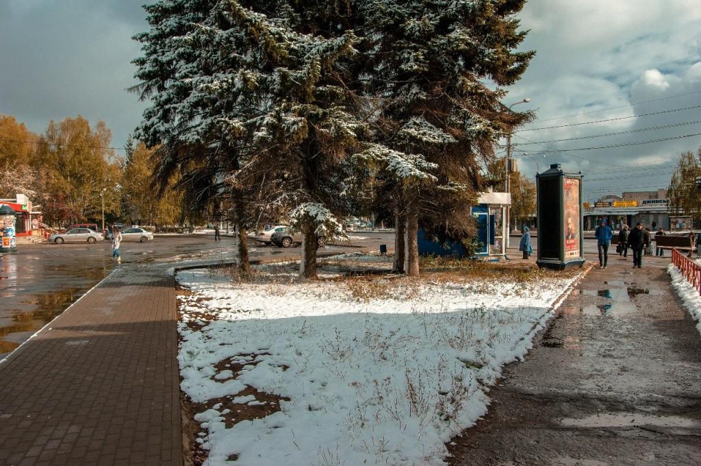 Снежный Владимир (9 октября) 06
