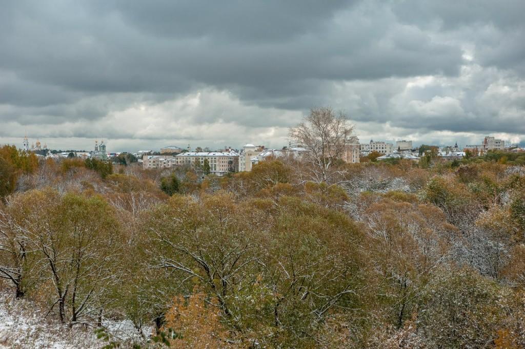 Снежный Владимир (9 октября) 09
