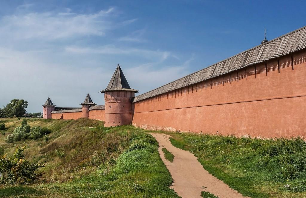 Спасо-Евфимиев монастырь, Владимирская область