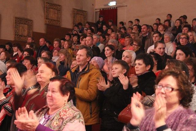Спектакль Андрей Боголюбский в г. Юрьев-Польский 04
